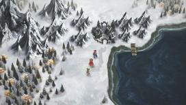 Разработчики I Am Setsuna показали новые кадры геймплея