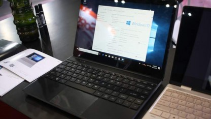 Китайцы показали первый ноутбук на процессоре Snapdragon 835