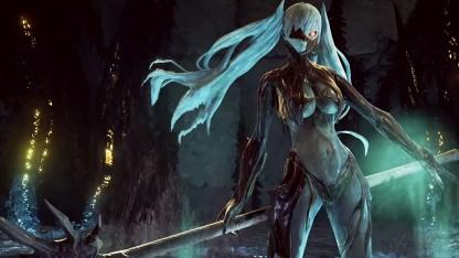 «Nioh, но как Dark Souls»: 20 минут Code Vein