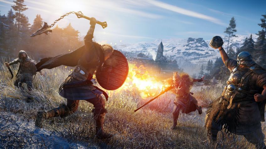 Греческий викинг: в Assassin's Creed Odyssey добавят броню и топор в стиле «Вальгаллы»