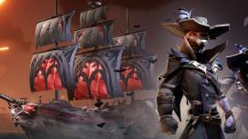 Тематические костюмы, оружие и эмоции — Хэллоуин в Sea of Thieves