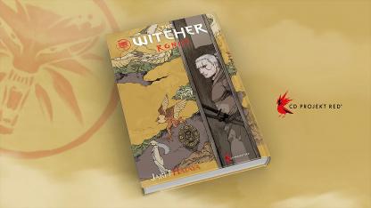 Ронин-Геральт: стартовала кампания по сборам на мангу The Witcher: Ronin