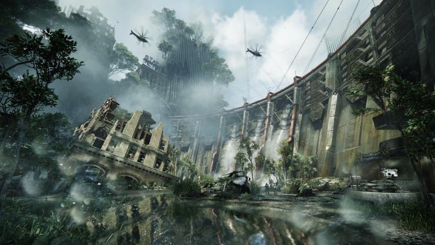Electronic Arts опубликовала первый эпизод «Crysis 3: Семь чудес игры»