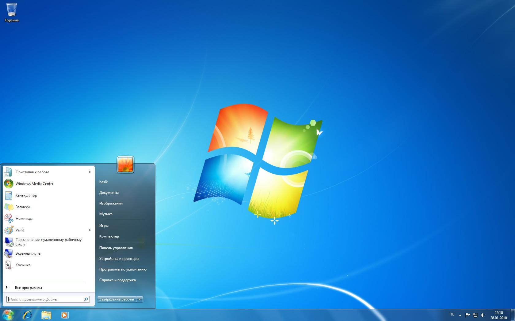 Рыночная доля Windows7 продолжает падать