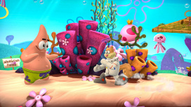 Зажигательный файтинг Nickelodeon All-Star Brawl выйдет5 октября