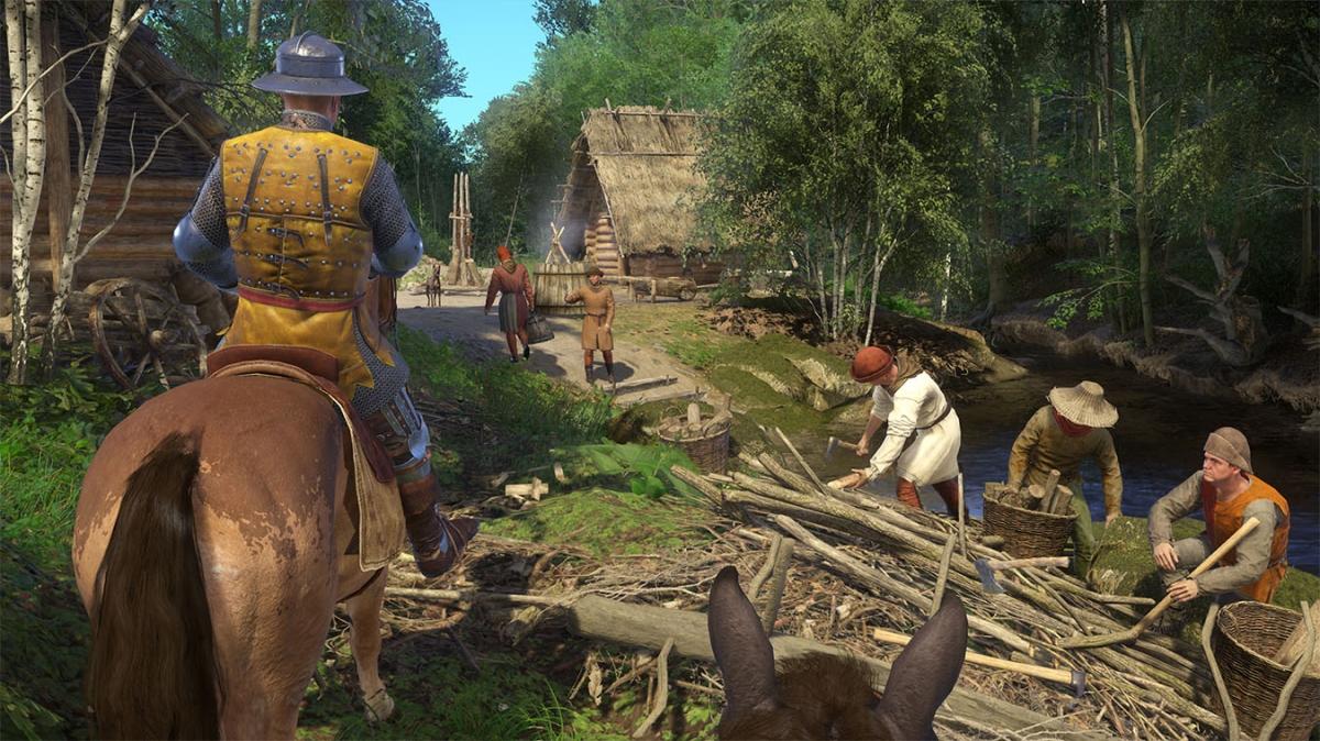 Новый патч для Kingdom Come: Deliverance выйдет в течение двух недель