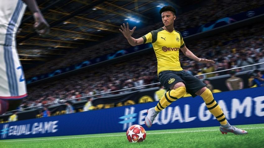 FIFA 20 лидирует в чарте EMEAA-региона вторую неделю подряд