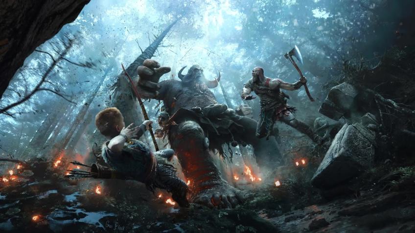 Кратоса из God of War чуть не назвали в честь одного из разработчиков