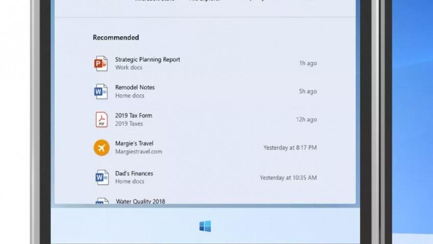 Вот так выглядит новый логотип Windows и иконки приложений
