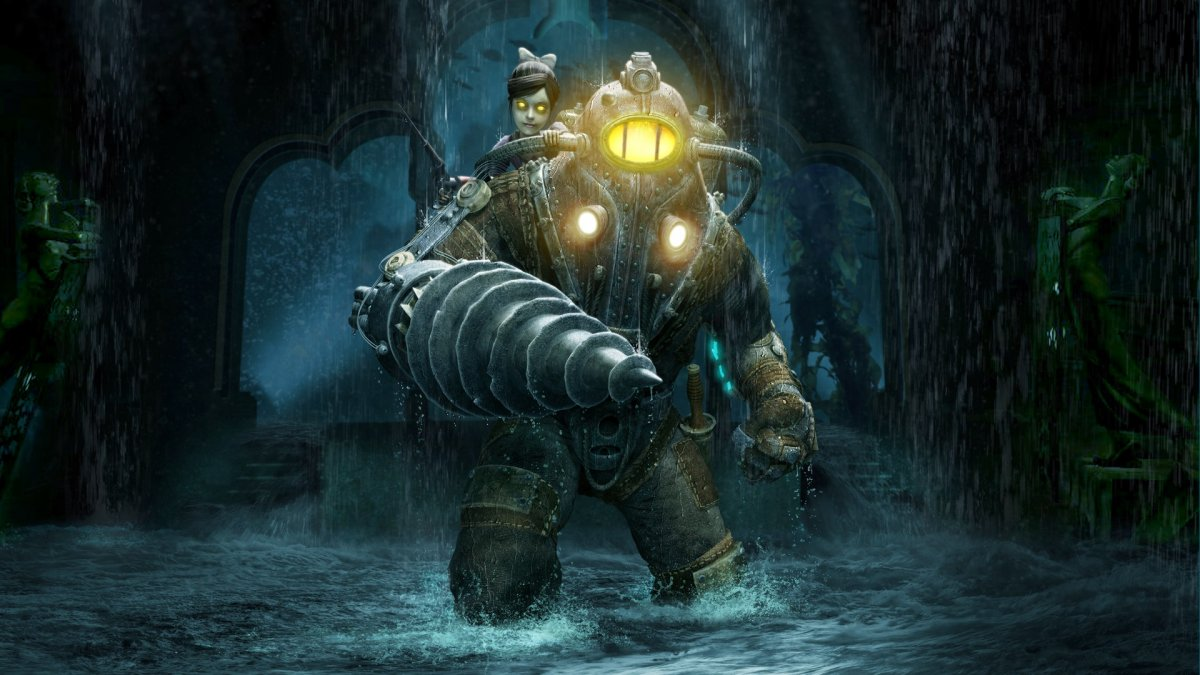 Все три BioShock улучшили для PS4 Pro и Xbox One X