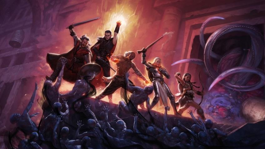 Полное издание Pillars of Eternity выйдет на Nintendo Switch уже8 августа