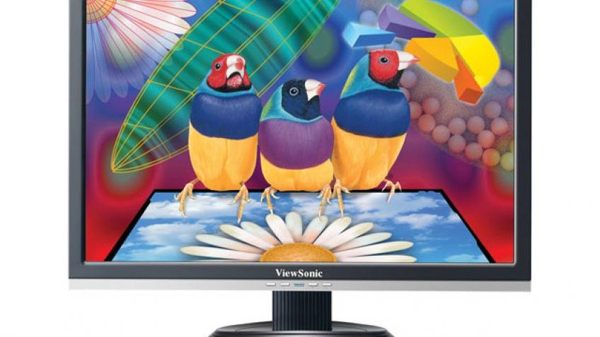 Новый монитор от ViewSonic