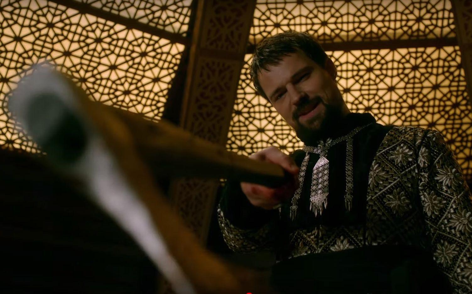 «Вещий Олег» Козловский в трейлере шестого сезона «Викингов»