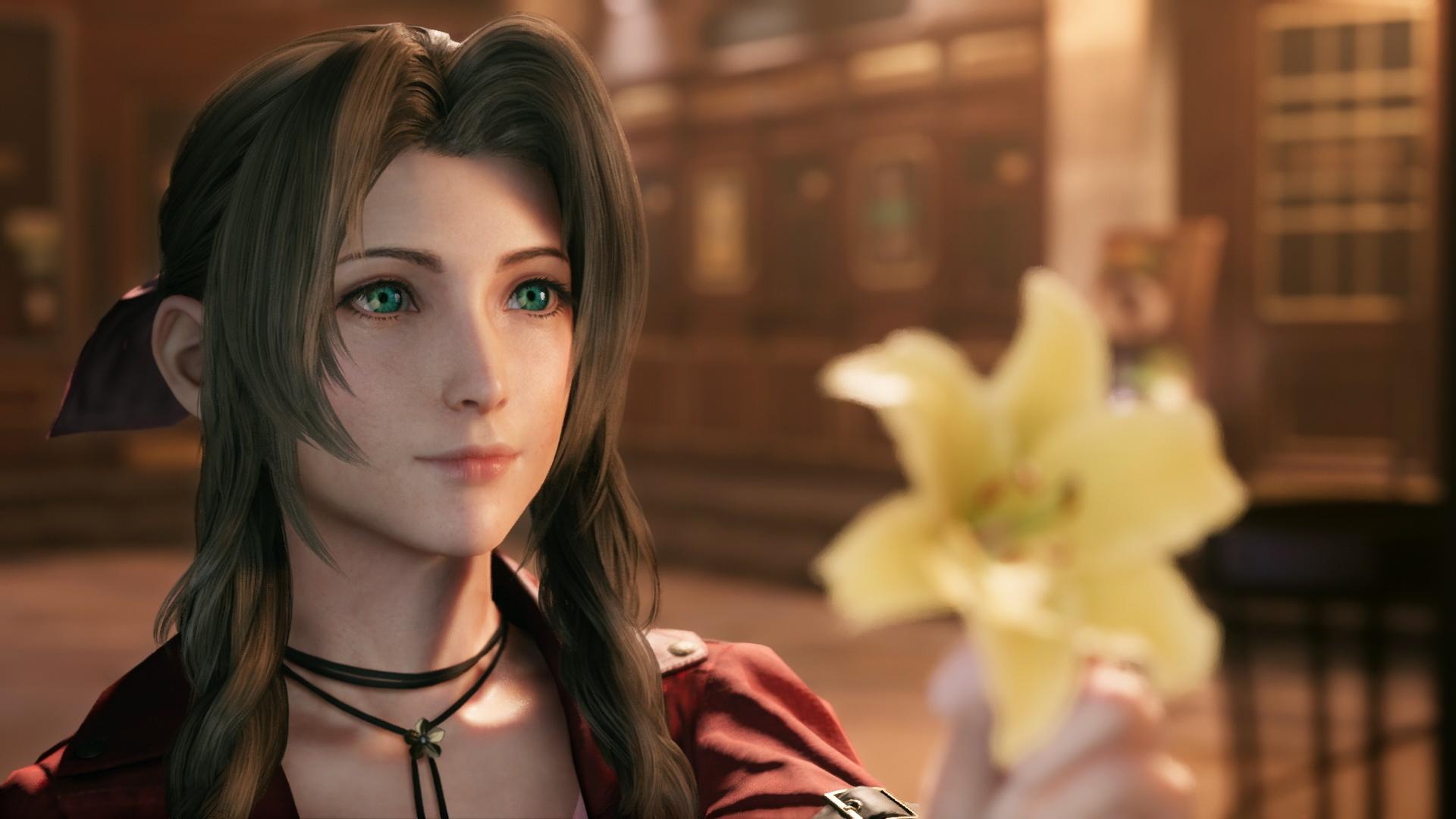 Ремейк Final Fantasy VII получит полную поддержку PS5 только ко второй части
