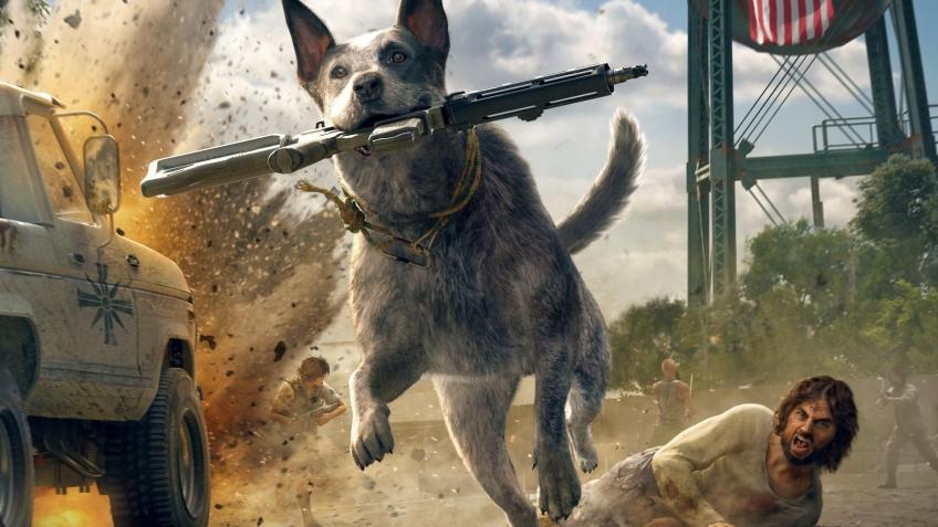 Far Cry5 в подарок при покупке материнской платы Aorus
