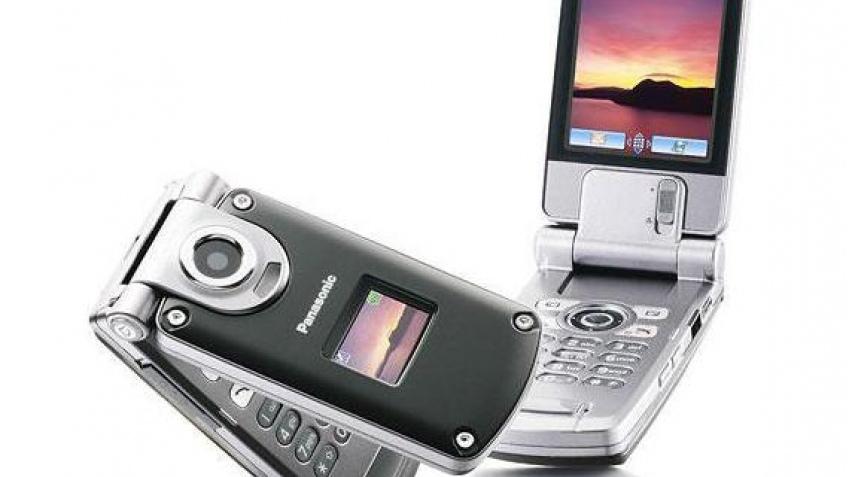 Panasonic делает ставку на Wi-Fi-телефоны