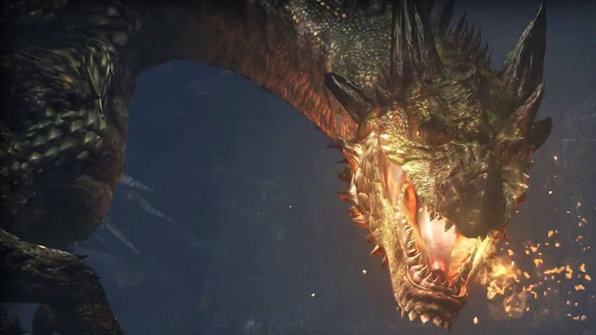 Появились новые скриншоты Dragon's Dogma Online
