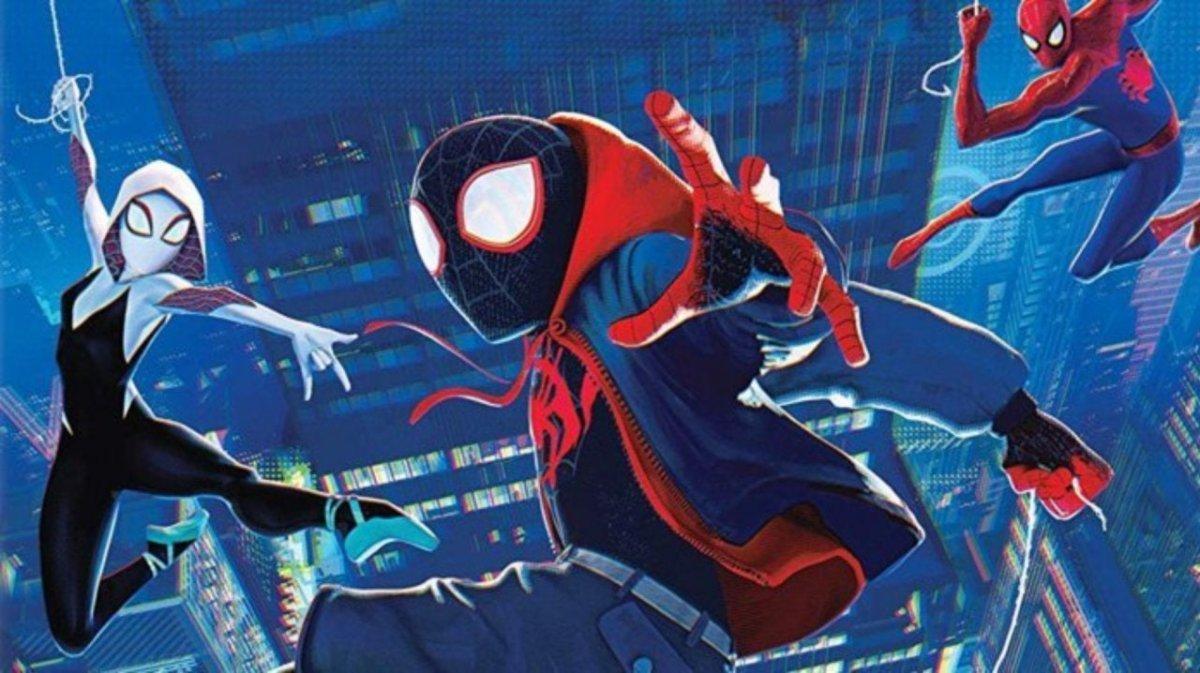 Сиквел «Человека-паука: Через вселенные» использует прорывные технологии