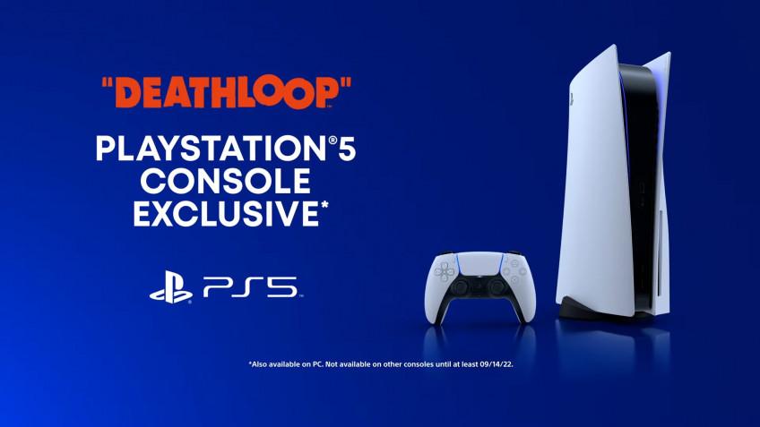 Deathloop будет консольным эксклюзивом PS5 как минимум до сентября 2022 года1