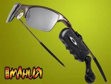 Солнцезащитные очки с... Bluetooth-гарнитурой!