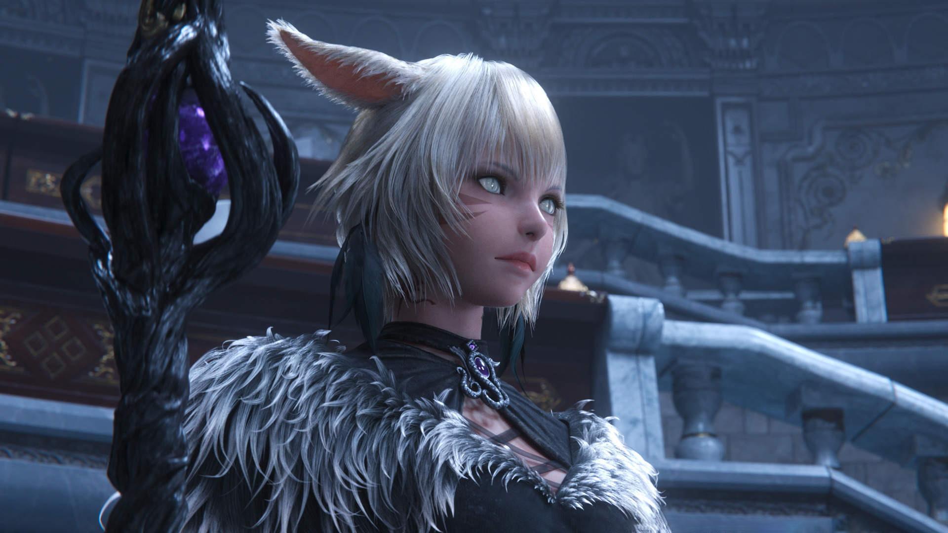 Расширение Endwalker для Final Fantasy XIV выйдет23 ноября