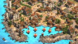 Цивилизации, кампании и Новый год: вышло DLC Age of Empires II: DE — Lords of the West