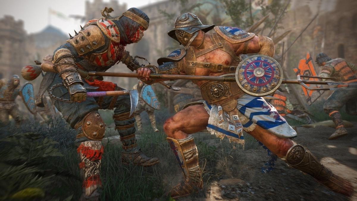 For Honor вошла в пятёрку самых популярных игр Steam за последние24 часа