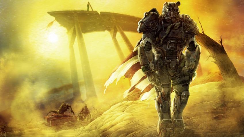 Свежий патч Fallout76 весит до48 гигабайт