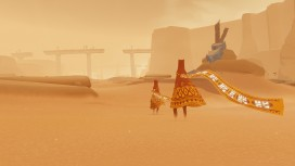 Journey и The Unfinished Swan портируют на PS4 в 1080p