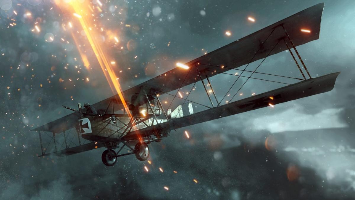 Сегодня вышло последнее дополнение для Battlefield1