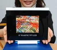 LCD  из пластика