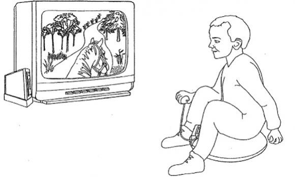 Nintendo готовит контроллер-седло для Wii