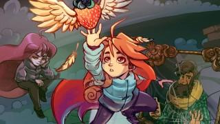 Вороны помогут героине Celeste не погибнуть в горах