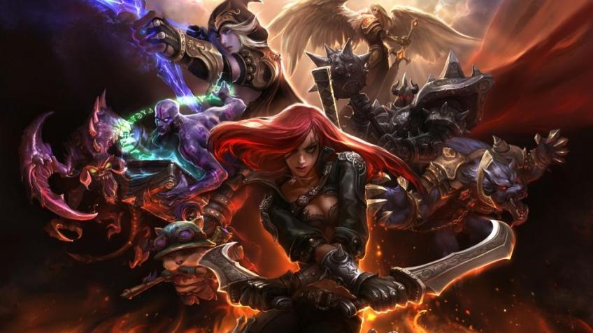 Создатели League of Legends работали над карточной игрой