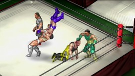 Fire Pro Wrestling World выйдет на PC и PS4