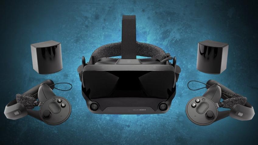 Шлемы Valve Index теперь позволяют воссоздать свою комнату в VR