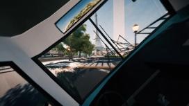 В мультиплеере Snakeybus побеждает тот, чей автобус длиннее