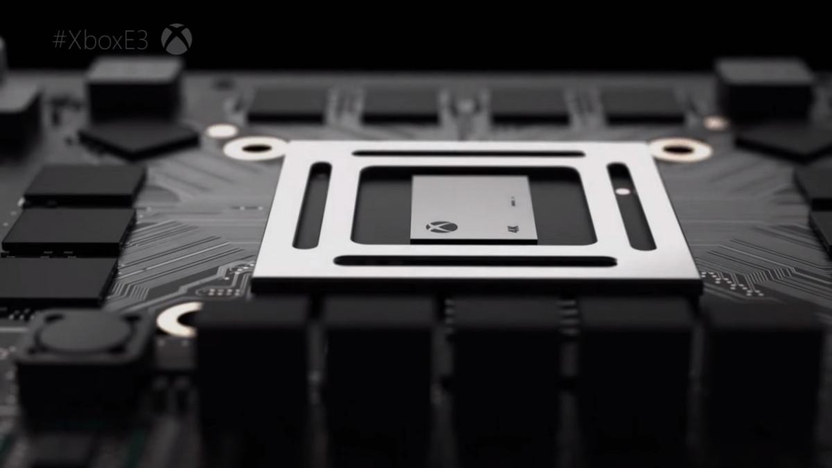 Microsoft покажет Project Scorpio на E3 2017