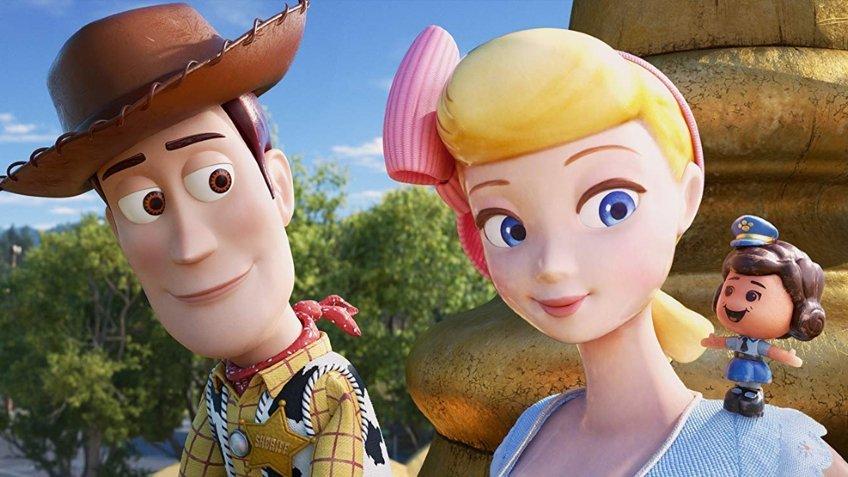 «История игрушек 4» стала четвёртым самым кассовым фильмом в США в 2019 году