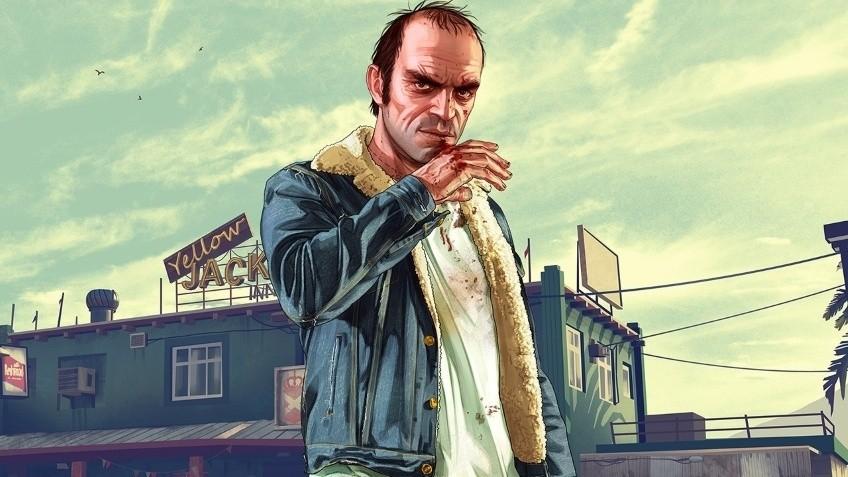 Grand Theft Auto V стала самой продаваемой игрой десятилетия в США