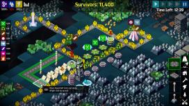В стратегии T-Minus 30 мы должны убраться с Земли за полчаса
