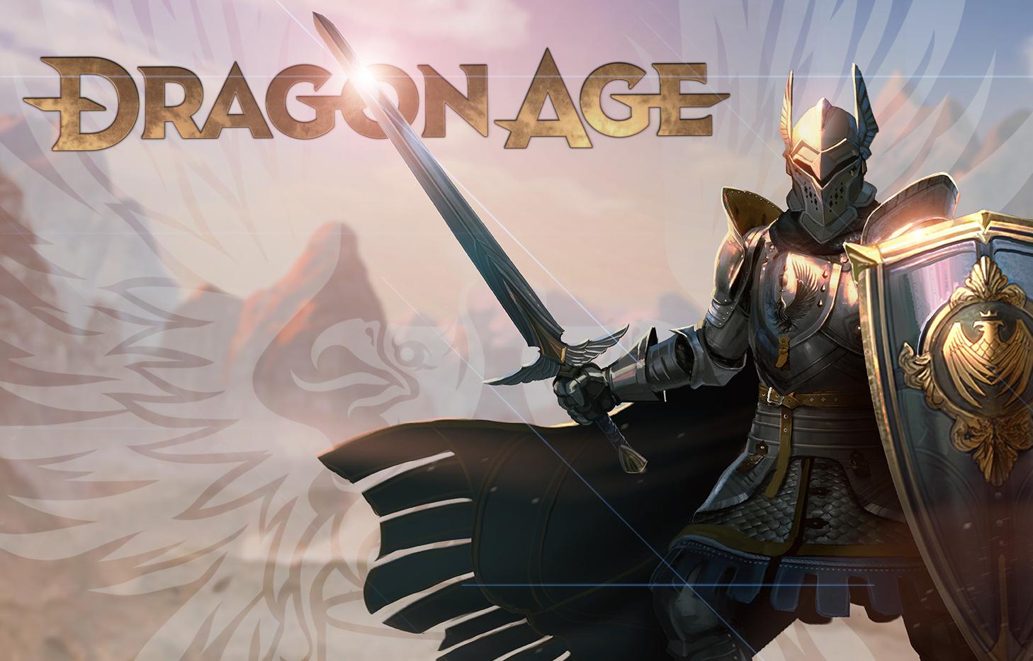 На свежем концепте Dragon Age4 красуется Серый Страж
