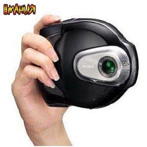 Дисковидеокамера от Sony
