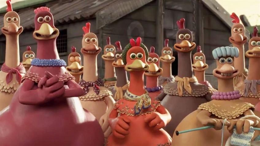 Aardman Animations уже работает над сиквелом «Побега из курятника»