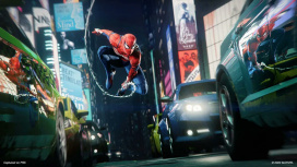 Питер Паркер в «Человеке-пауке» для PS5 изменится: первые кадры ремастера