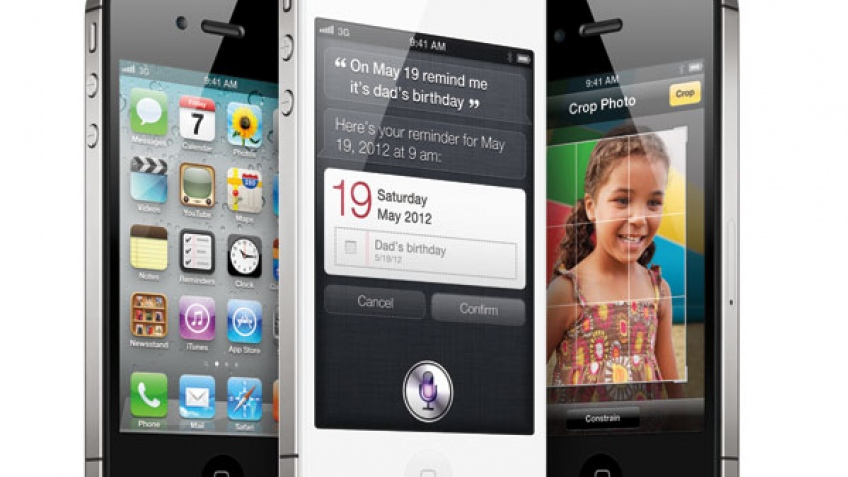 Презентация компании Apple: новый iPhone 4S