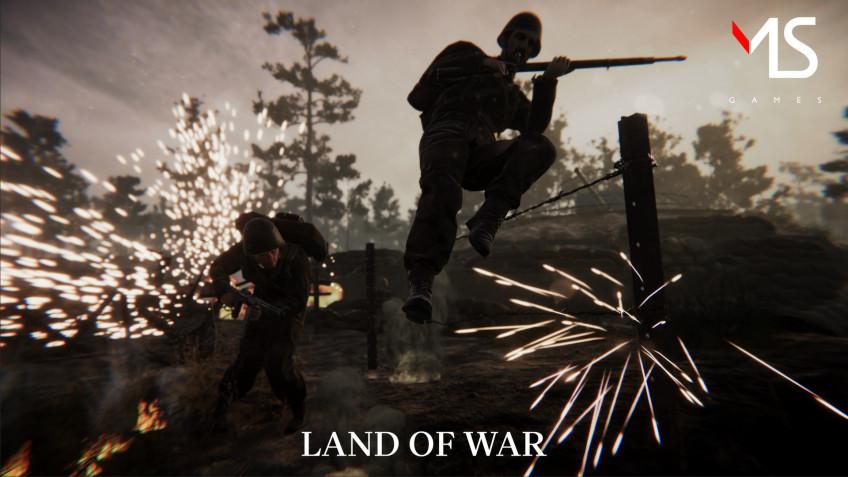 Создатели Land of War показали 20 минут игрового процесса