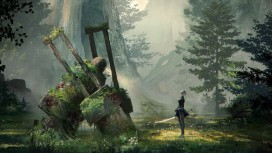 В трейлере Nier: Automata показали новых персонажей