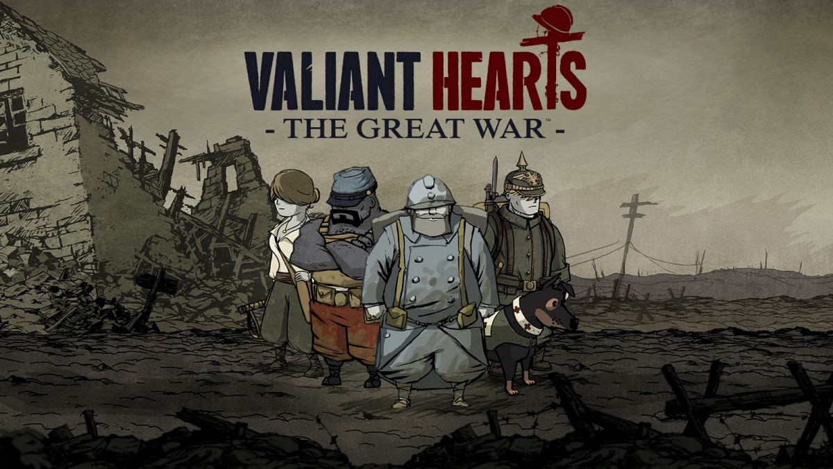 Valiant Hearts: The Great War появилась на Nintendo Switch
