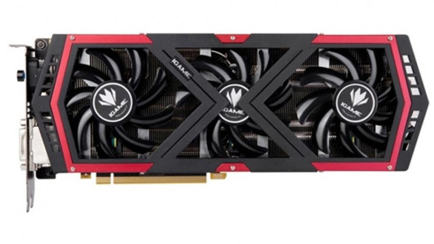 Colorful представила разогнанную GeForce GTX 780 Ti iGame